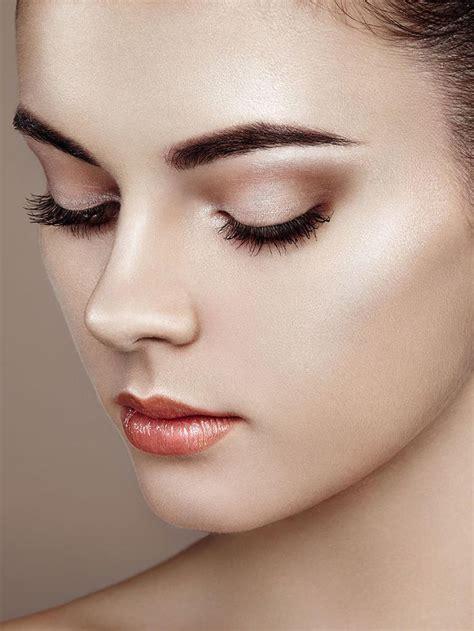 Best Eye Liner wedding makeup tutorial for fair skin makeup vidalondon