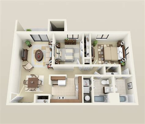2 Bedroom Studio by Affordable 2 Bedroom Apartments In Wi