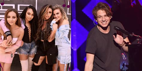charlie puth x factor video little mix charlie puth perform oops on x