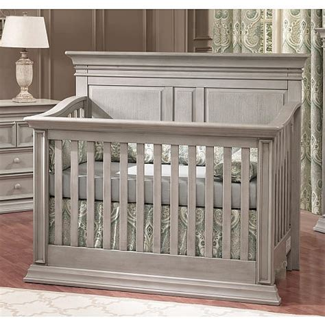 Baby Cache Vienna Lifetime Crib Ash Gray by Baby Cache Vienna 4 In 1 Convertible Crib Ash Gray Ash