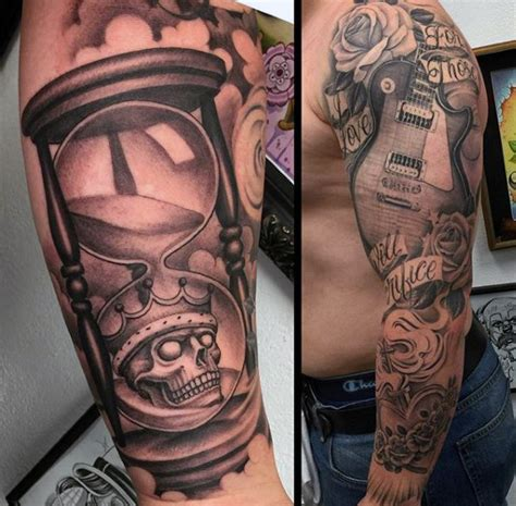 sand clock tattoo collection of 25 sandclock design