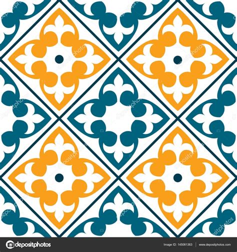 pattern html or spanish tile pattern portuguese or moroccan tiles design