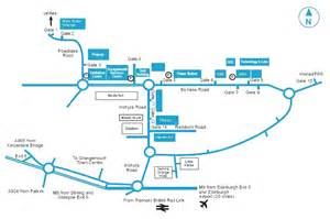 Rolls Royce Derby Site Map About