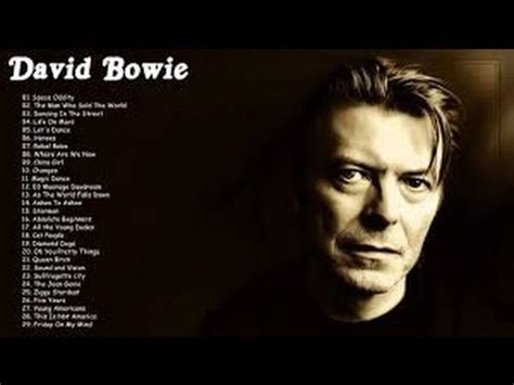 david bowie best songs david bowie greatest hits top 30 the best of david bowie