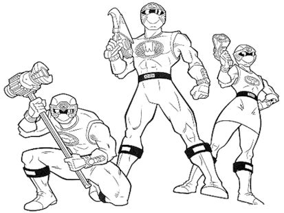 power rangers ninja storm coloring pages games coloring superhero android apps on google play
