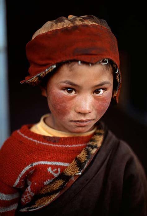 steve mccurry lente rasgado steve mccurry tibetanos