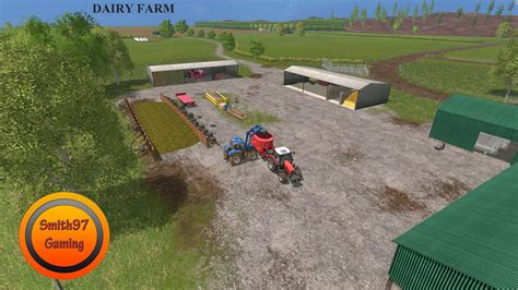 Small Style Ls by Poplar Valley Map Farming Simulator 2017 2015 15
