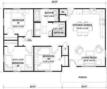 Superb Habitat House Plans 14 Habitat For Humanity 3 Habitat For Humanity House Plans