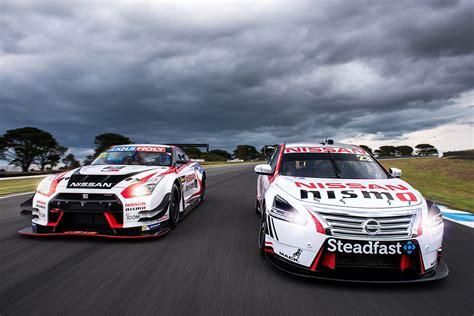 nissan australia nissan launches 2016 australian motorsport season