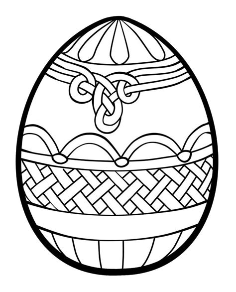 easter egg coloring ideas best 25 easter egg coloring pages ideas on