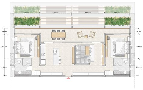 two bedroom floor plan 2 bedroom floor plan bay apartments by bay residence koh
