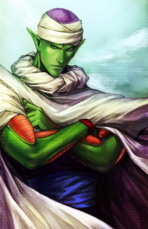 piccolo dragon ball zerochan anime image board