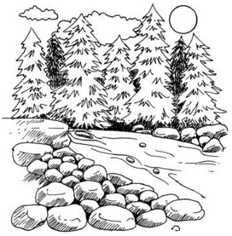 imagenes de paisajes lindos para dibujar imagenes y fotos de paisajes para dibujar bonitos a lapiz
