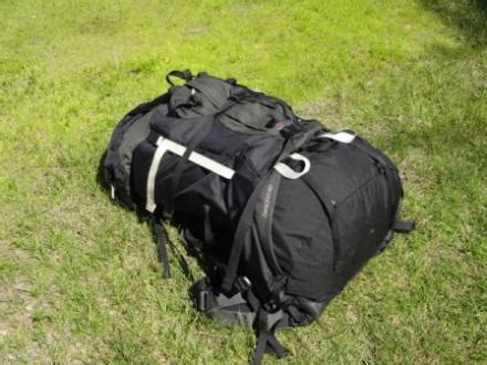 Expedition E 6712 Black osprey pack osprey crescent 110 expedition pack with