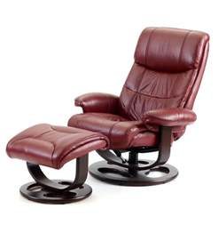 Recliner Chair With Ottoman Furniture Quot Rebel Quot Recliner Chair With Ottoman Ebth