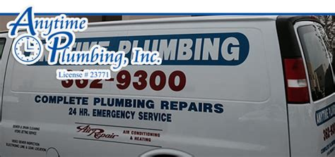 Anytime Plumbing by Water Leak Detection Las Vegas Anytime Plumbing Services