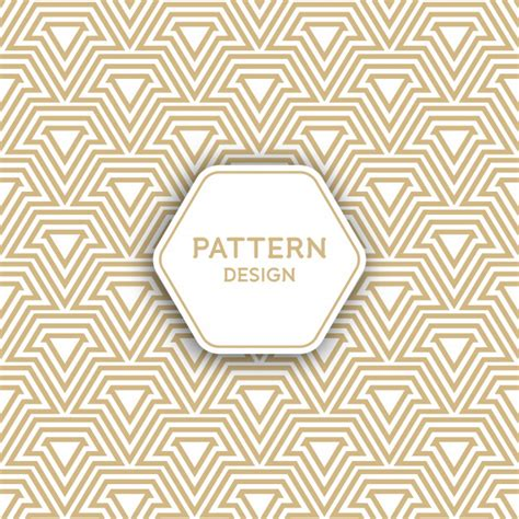 geometric seamless patterns pack vector premium download seamless pattern design interweaving geometric golden