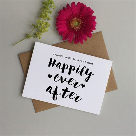 Wedding Card Groom To by Wedding Day Card For Or Groom Card For Or
