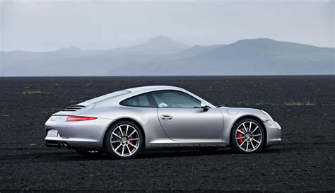 first porsche first official new porsche 911 pictures porsche 991