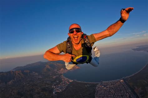 best place to skydive best places to skydive in the world