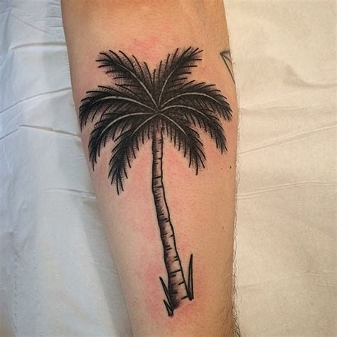 tree leg tattoo designs palm tree tattoos designs ideas and meaning tattoos for you