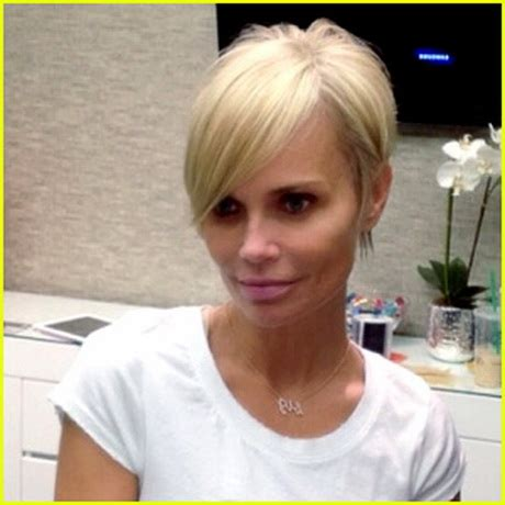 kristin chenoweth short hairstyle with hairstyles hair new pixie haircut