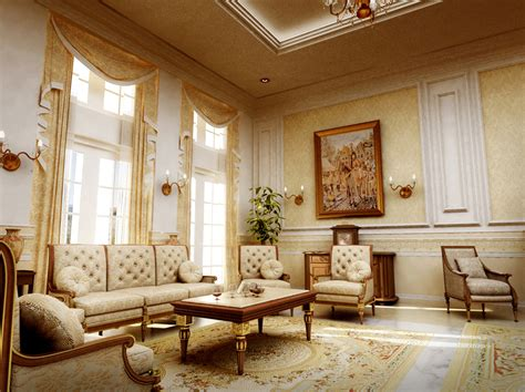 classic home interior classic interior by aboushady81 on deviantart