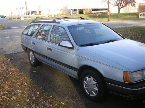 1991 Ford Taurus by 1991 Ford Taurus Wagon