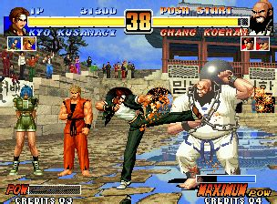 the king of fighters '96 screenshots for neo geo mobygames