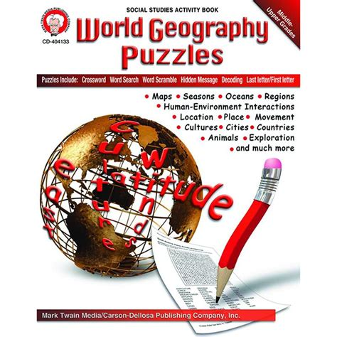 5 themes of geography crossword puzzle 25 best ideas about word search puzzles on pinterest