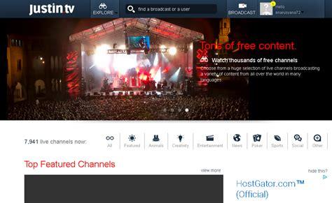 membuat web tv online cara mudah dan cepat membuat tv online gaya hidup