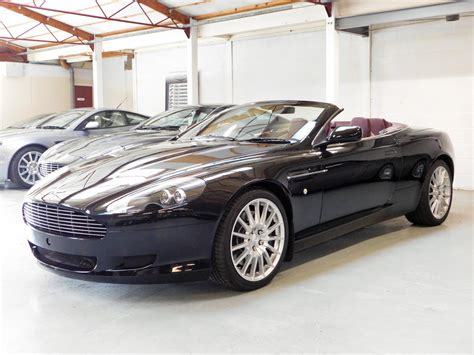 2006 aston martin db9 volante used 2006 aston martin db9 volante v12 for sale in kineton