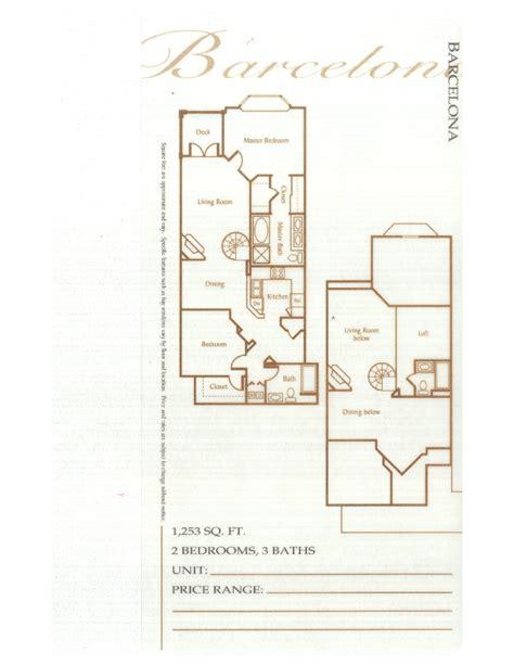 laurel floor plan laurel bay barcelona floorplan