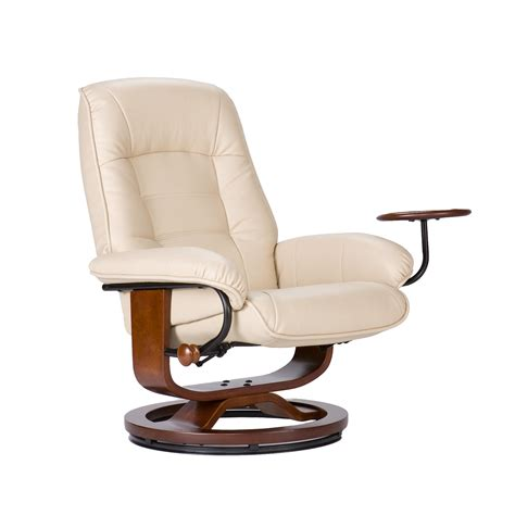 stressless recliner side table southern enterprises leather recliner with