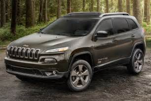 Jeep Suv 2017 Jeep Pricing For Sale Edmunds