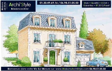 Construction Maison Style Loft 2659 by Accueil Archistyle B 226 Tisseur Designer