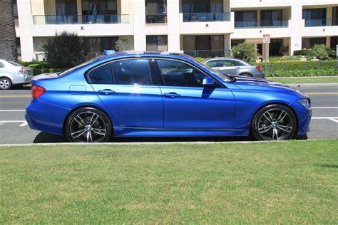 Blue For Sale by 2013 Bmw 335i Sedan 6mt M Sport Estoril Blue Loaded 7k