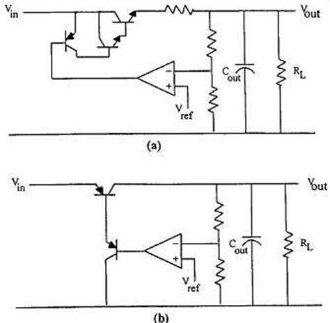 high voltage pass transistor voltage references and voltage part 1 modern electronic component families and circuit block