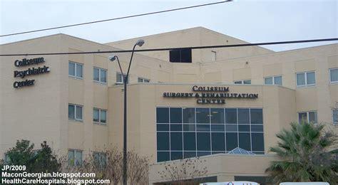 Coliseum Center Detox Rehab Macon Ga january 2012 the right