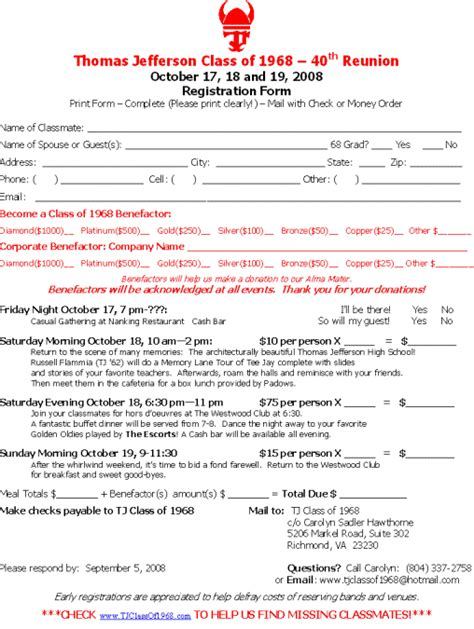 High School Registration Form Template by Deped Registration Form Sles For Early Registration