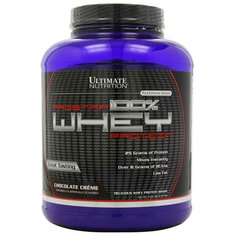 Whey Protein Prostar Ultimate Nutrition Prostar 100 Whey Protein Chocolate