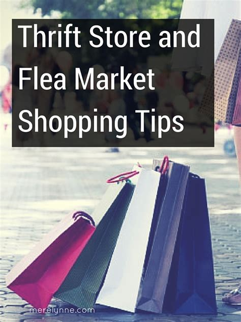 Tips For Flea Market Shopping by Thrift Store And Flea Market Shopping Tips Meredith Rines