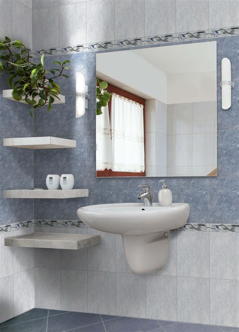 rivestimento bagno gres porcellanato pavimento bagno naxos 33 5x33 5cm azzurro pei 3 gres