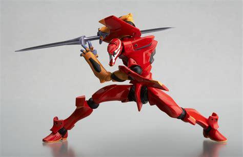 Kaiyodo Xebec Evangelion Unit 02 Figure Neon Genesis buy figure revoltech figure 027 unit 02 us version archonia