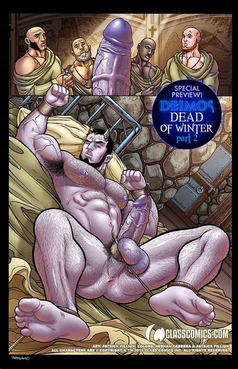 Deimos Dead Of Winter Part Preview Class Comics