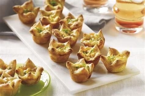 10 easy appetizer recipes for your holiday party
