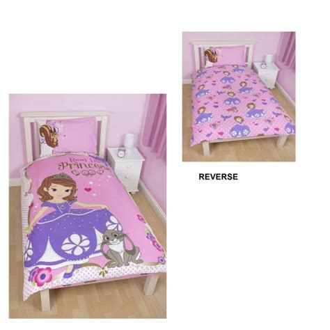 sofia bed disney sofia the first amulet reversible panel single bed