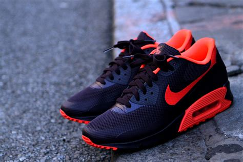 nike air max  premium wine hyperfuse crimson