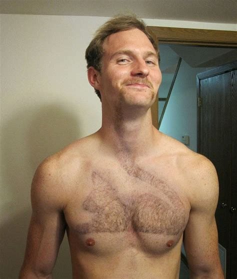 pictures of mens chest hair patterns now that s manscaping hilarious photos show men getting