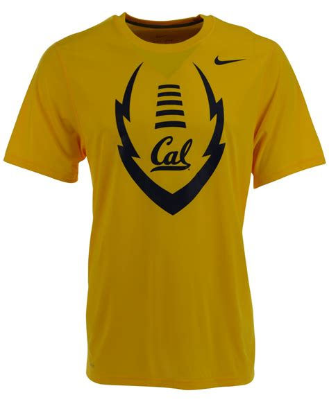 T Shirt Nike Cal lyst nike s california golden bears legend icon t